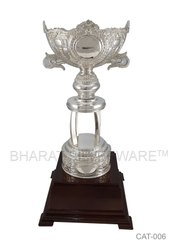 Pure Silver Customized Trophy Cup