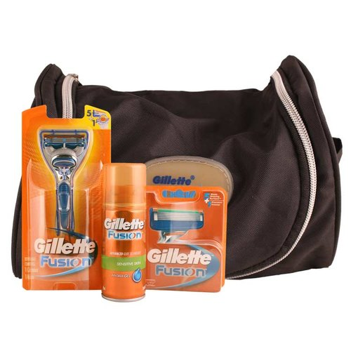 Gillette Fusion Grooming Kit for Travel