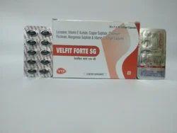 Lycopene Vitamin E Acetate Copper Sulphate Capsules