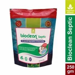Bioclean Septic Organic Bacteria Culture for Sludge Degradation and Odour Elimination
