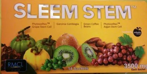 Rmcl Sleem Stem, Miracle In Little Sachets, 14 x 3500 mg Sachets, Packaging Size: 14 Sachet, Packaging Type: Sachet