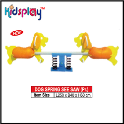Dog Spring See Saw KP-TTP-710