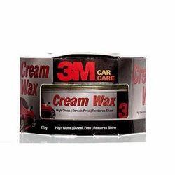 3M Car Cream Wax, Packaging Size: 220 G