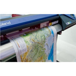 Automatic Maps Printing Service