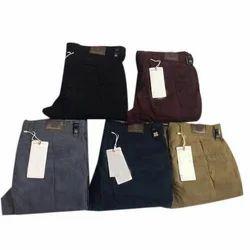 Plain Casual Trouser