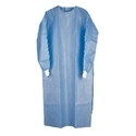 Disposable Surgeon Gown, Small, Medium, Large, Extra-large, Xxl, Size: Medium, Large, Extra-large, Xxl
