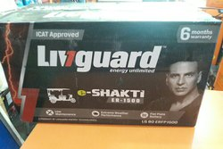 Livguard E-Rickshaw Battery LGBOERFP1500, Voltage: 12V