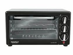 Maharaja Whiteline Premium Black and Silver Maharaja White Line Marvello 22 (otg) Oven Toaster Griller, Capacity: 22l