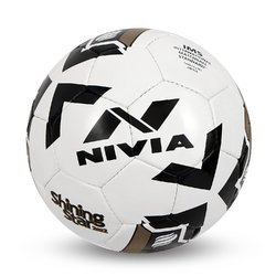 Football Shining Nivia Size 5 Star-2022