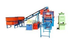 Fully Automatic Fly-Ash Brick Making Machine