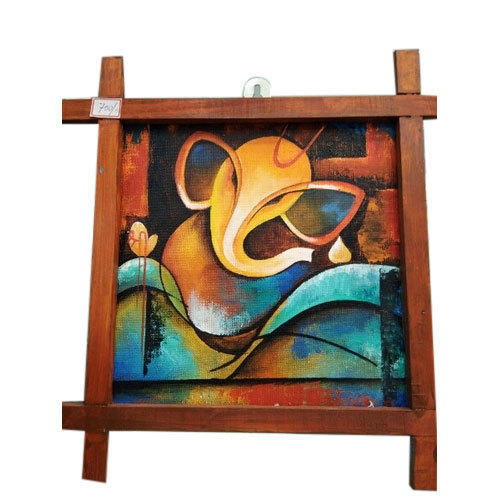 Home Decor Canvas Painting At Rs 2000