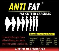 Ayurvedic Black AntiFat, Packaging Size: Capsule