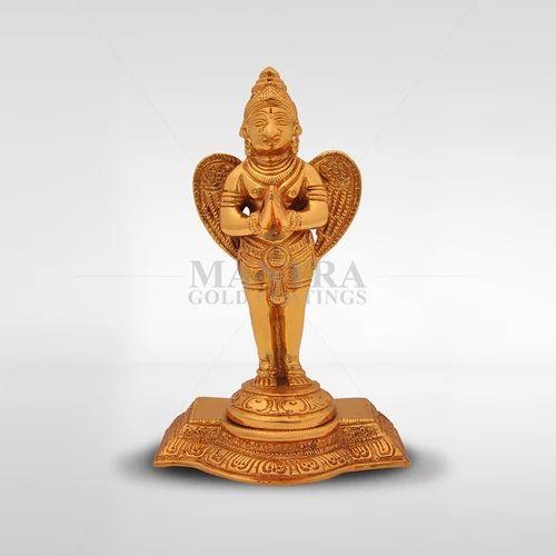 cedba01b231 Gold Plated God Idols - Gold Plated Annapoorani Idol Manufacturer from  Chennai
