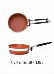 Terracotta Clay Fry Pan
