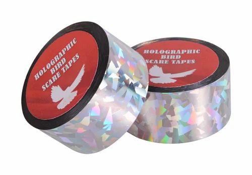Bird Scare Repeller Ribbons - Reflective Flash Bird Scare