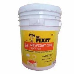 Dr Fixit Newcoat Coool, Coverage: 2 Sq m Per Litre Per Coat