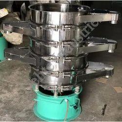 Round Vibratory Screen Separator