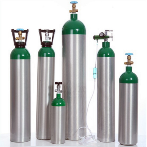 Gas Cylinder - Oxygen Gas Cylinder Wholesale Trader from Chennai