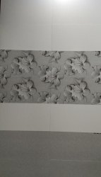 Flower Bathroom Wall Tiles