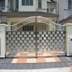 Swing Stainless Steel Gates
