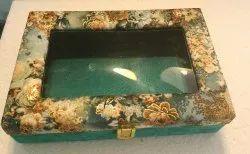 Rectangular Floral Gift Box, Box Capacity: standard