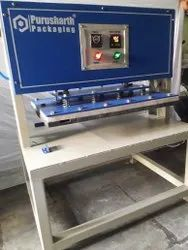 Scrubber Blister Packaging Machine