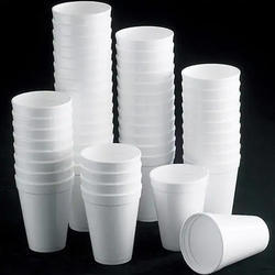 Disposable Thermocol Glass