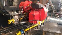 Modulating Gas Burners