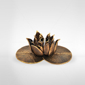 Bronze Lotus End