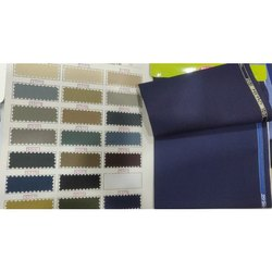 Polyester Viscose Suiting Fabric, Packaging Type: Roll