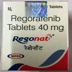Regorafenib 40 mg - Regonat 40 mg