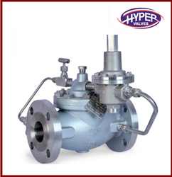 Automatic control valve