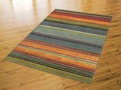 Printed Rectangle Cotton Rug