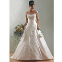White Wedding Wear Dresses