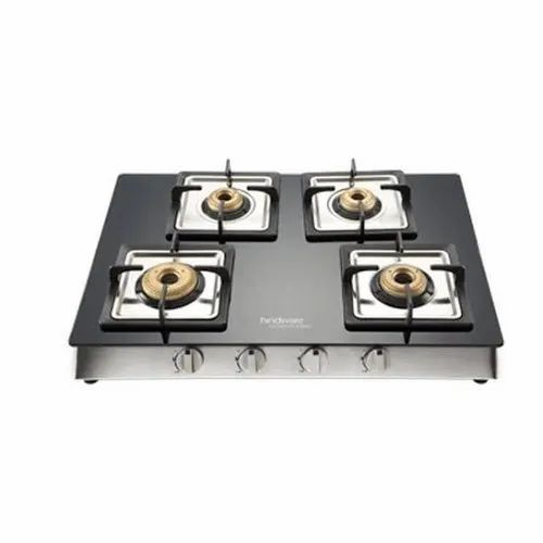 HIndware Cook Top Lorenzo 4B Four Burner Gas Stove for Kitchen