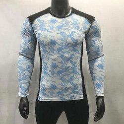 Full Sleeve Printed Sports T-Shirts