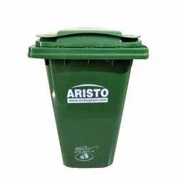 Aristo Wheeled Dust Bin 120Ltr