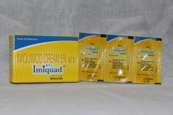 Imiquad Cream, Usage: Commercial, Clinical, Hospital, Personal
