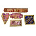 Birthday Paper Banner