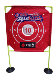 Handball Target with Rubber Bases