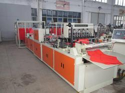 Used 3 Month Nonwoven Fabric Bags Making Machine