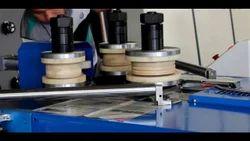 Aluminum Carona Ring Bending Machine