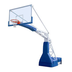Basketball Portable Pole Stag B4104