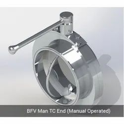 BFV Man TC End - Manual Operated