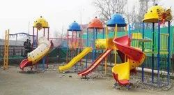 Outdoor Playground Equipment for Park & School YK- 22