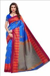 Mysore Silk Daily Wear Saree with Blouse