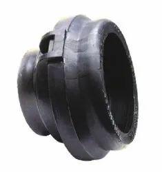 Pipe Black Coupler