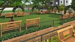 3D Rendering For Garden