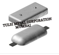 Hull Bolted Zinc Anodes