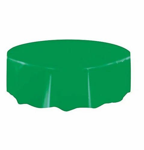 Unique Emerald Green Round Plastic Table Cover  sc 1 th 229 & Unique Emerald Green Round Plastic Table Cover प्लास्टिक ...